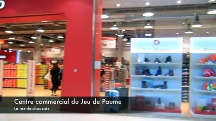 Beauvais : découvrez le centre commercial du Jeu de Paume