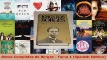 PDF Download  Obras Completas de Borges  Tomo 1 Spanish Edition PDF Full Ebook