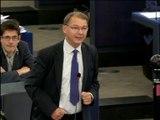 """Philippe Lamberts: """"Nous ne sommes pas ici soumis au roi Schultz!"""""""
