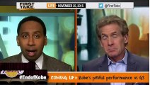 ESPN First Take - Stephen A. Smith Rips Skip For Picking Cowboys Over Panthers