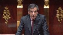 """Syrie : """"Le leitmotiv du 'ni Assad ni Daech' fut une erreur"""", tranche Fillon"""