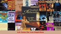 PDF Download  LA Casa De Los Espiritus Read Full Ebook