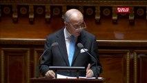 Laurent Fabius sur le prolongement des frappes en Syrie