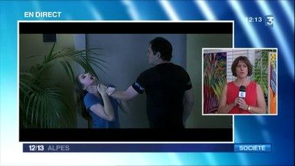La Vision d'un Enfant (film) en Direct sur France 3 (JT 12/13 le 24/11/15)