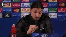 Ligue des Champions: Zlatan Ibrahimovic de retour à Malmö le temps d'une soirée