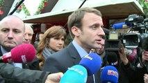 """Economie après les attentats: """"retour à la normale"""" (Macron)"""
