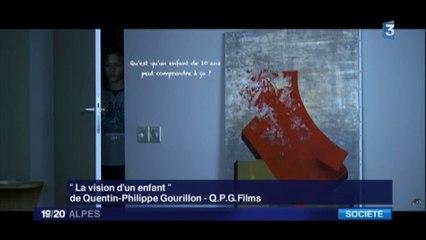 La Vision d'un Enfant (film) sur France 3 (JT 19/20 le 24/11/15)