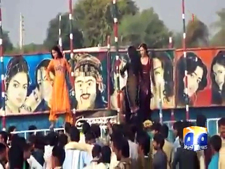 Vulgar dance video- from Muzaffargarh Girls