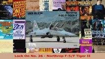 PDF Download  Lock On No 26  Northrop F5F Tiger II Download Online