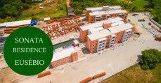 SONATA RESIDENCE EUSEBIO - APARTAMENTO NOVOS NO EUSEBIO CEARA - 02 QUARTOS
