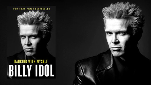Billy Idol Dancing With Myself Audiobook Video Dailymotion