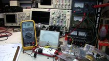 #155: Circuit Fun: Auto-ranging Analog Voltmeter for a variable power supply