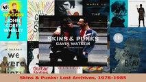 PDF Download  Skins  Punks Lost Archives 19781985 Read Online
