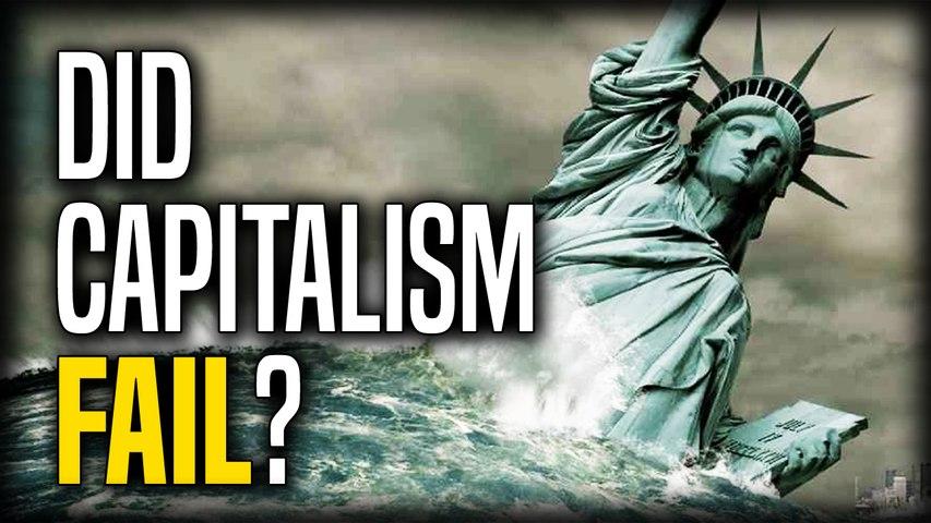 The Failure of Capitalism? | Paul Craig Roberts Debates Stefan Molyneux - Part 2