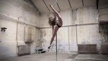 Pole Dance или стрип пластика