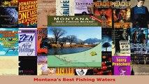 Read  Montanas Best Fishing Waters Ebook Free