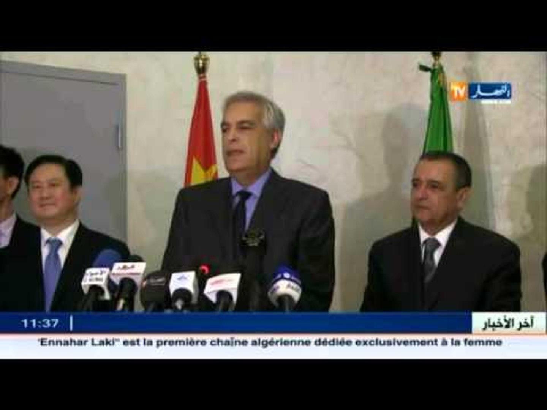 نقل: عقد شراكة الجزائر- الصين لصناعة عربات القطارات في الجزائر