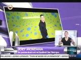 Joey Montana visitó Noticias Globovisión Espectáculos