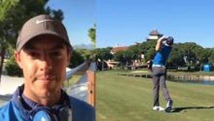 Rory McIlroy Golf Swing Analysis
