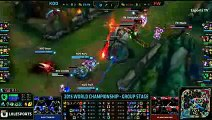 FW vs KOO  League of Legends World Championship 2015 - Group A  Flash Wolves vs KOO Tigers_41