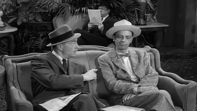 The Andy Griffith Show S02E25 Andy and Barney in the Big City