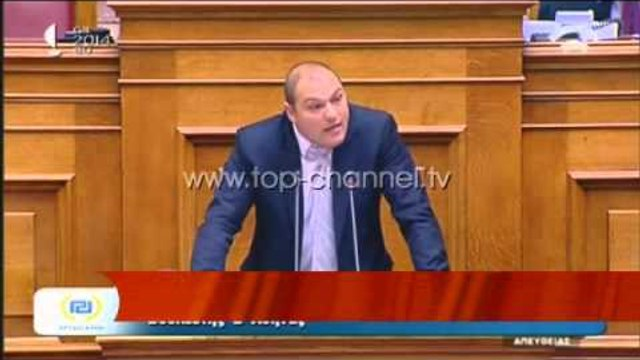 Greqi, u hiqet imuniteti deputetëve nazistë - Top Channel Albania - News - Lajme