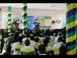Le Président du Gabon Monsieur Ali Bongo Ondimba