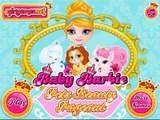 Baby Barbie Pets Beauty Pageant - Baby Barbie Pets Care Game