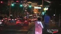Crazy Exotics leaving SEMA compilation video!! Lamborghini Aventador, Gallardo STS, Ferrari F12!!