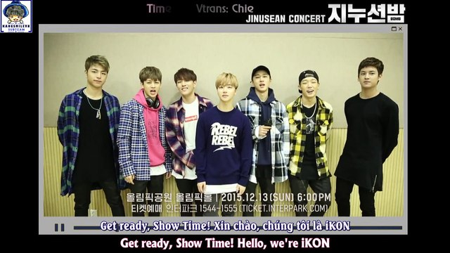 [VIETSUB] [ENGSUB] BIGBANG, WINNER, iKON send their supporting messages to Jinusean's solo concert