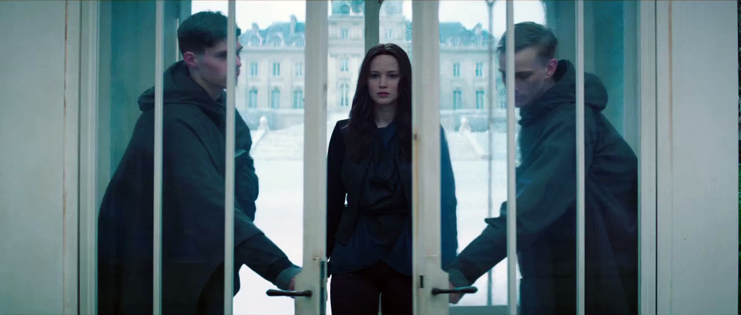 The Hunger Games: Mockingjay, Part 2 2015 HD Movie Tv Spot Movie - Jennifer Lawrence Sci-Fi Movie