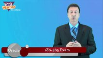 Oracle 1Z0-489 SPARC M6-32 and SPARC M5-32 Servers Installation Essentials Exam - Quick Preparation