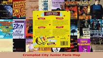 Read  Crumpled City Junior Paris Map EBooks Online