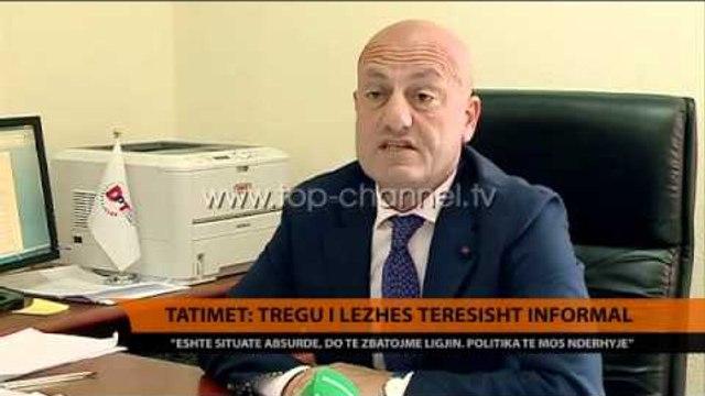 Tatimet: Tregu i Lezhës, tërësisht informal - Top Channel Albania - News - Lajme