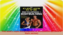 The Golds Gym Encyclopedia of Bodybuilding Golds Gym series Read Online
