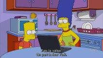 Hommage Simpsons attentats 13 novembre