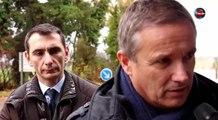 Nicolas Dupont-Aignan et Laurent jacobelli dénoncent les frontières passoires sur TV Libertés