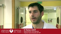 Pr Thomas Lescot : « patients inhabituels en grand nombre »