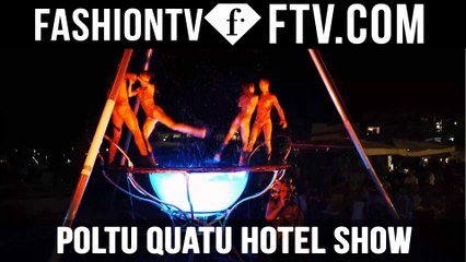 Evening Show @ Poltu Quatu Hotel Sardinia Summer 2015 | FTV.com