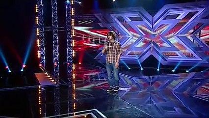 Alekso Augaičio pasirodymas | X Faktorius 2015 m. 7 serija