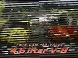 MW 1998  Chevrolet Camaro Z28 SS  vs Ford Mustang Cobra Comparison Road Test