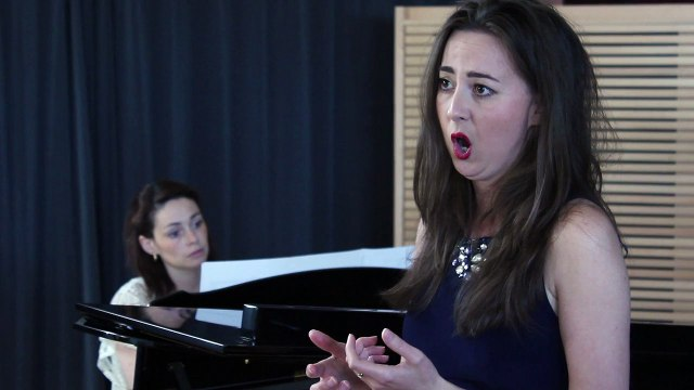 Ania Wozniak chante Barber