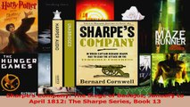 Download  Sharpes Company The Siege of Badajoz January to April 1812 The Sharpe Series Book 13 Ebook Free