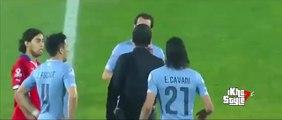 Edinson Cavani insulta al arbitro ''Puta, hijo de puta'' • Chile vs Uruguay 1-0 Copa America 2015