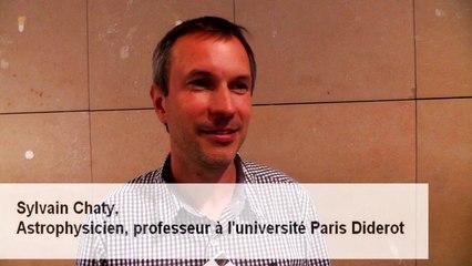 Entretien - Sylvain Chaty