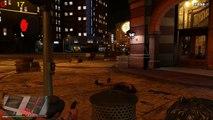 GTA V - Random Riotmode Gameplay (SWAT vs  Gangs) - Vídeo