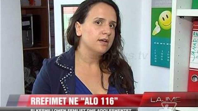 """Rrëfimet e fëmijëve në """"Alo 116"""" - News, Lajme - Vizion Plus"""