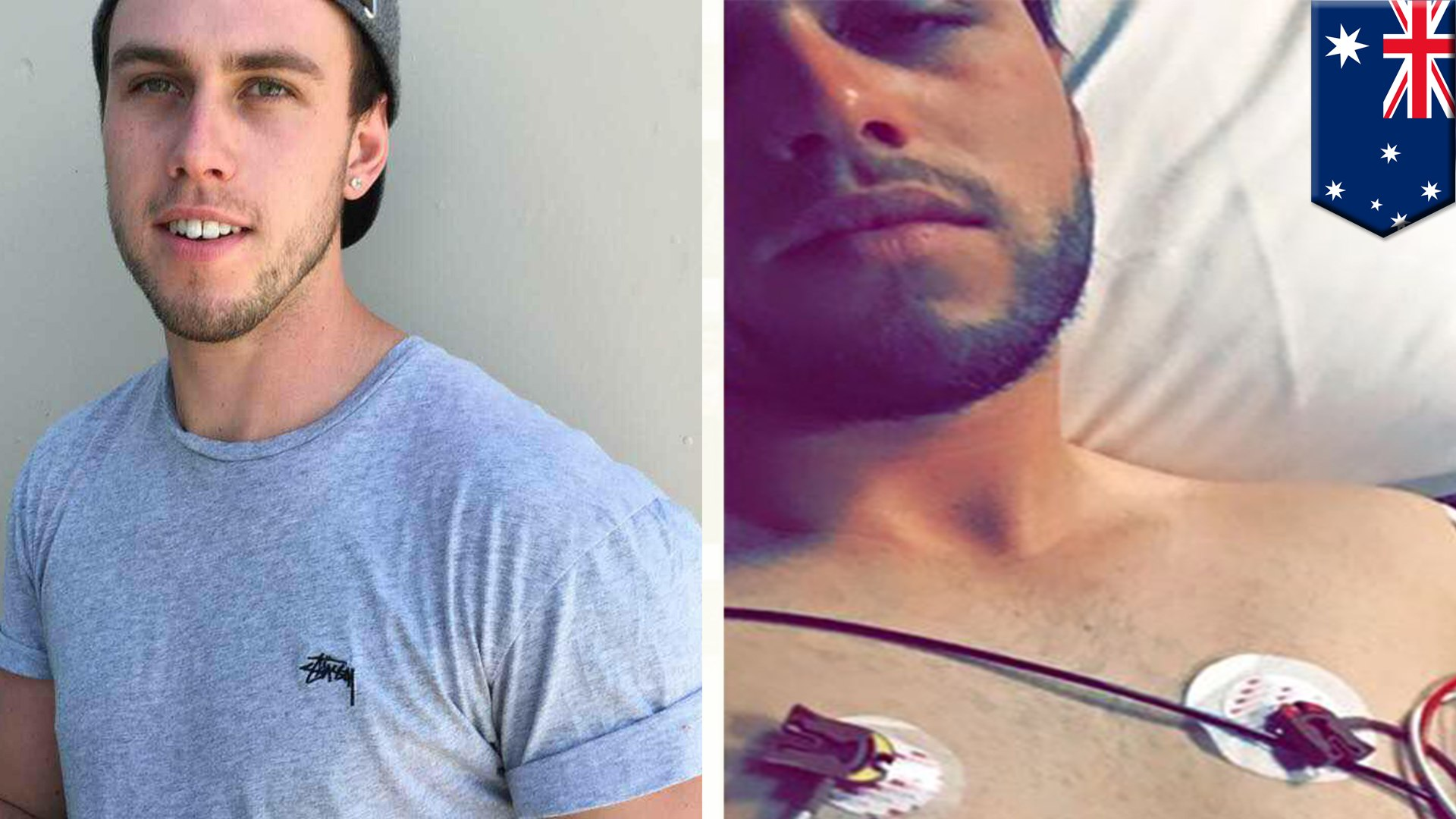 Young man posts this heartbreaking video of the effects of a bad ecstasy pill on his body