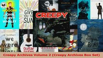 PDF Download  Creepy Archives Volume 2 Creepy Archives Box Set Read Online