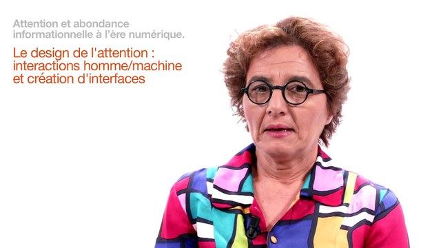 Claudia Roda - le design de l'attention